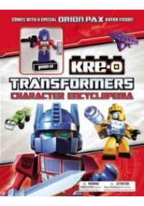 Transformers Character Encyclopedia : With Special Figure (Hardcover + TOY) ( by Snider, Brandon T. ) [9780316278195]