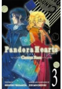 PandoraHearts Caucus Race 3 (Pandorahearts Caucus Race) [9780316304573]