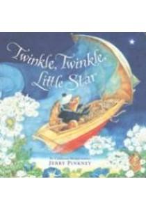 Twinkle, Twinkle, Little Star (BRDBK) ( by Pinkney, Jerry ) [9780316406932]