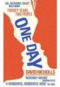 One Day -- Paperback ( by Nicholls, David ) [9780340994689]