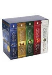 Game of Thrones (5-Volume Set) ( by Martin, George R. R. ) [9780345540560]