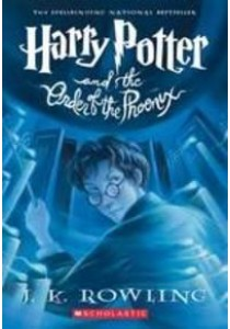 Harry Potter and the Order of the Phoenix (Harry Potter) (Reprint) [9780439358071]
