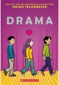 Drama ( by Telgemeier, Raina ) [9780545326995]