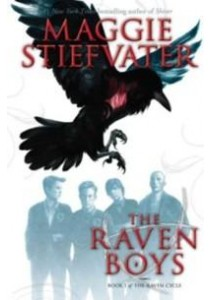The Raven Boys (Raven Cycle) (Reprint) ( by Stiefvater, Maggie ) [9780545424936]