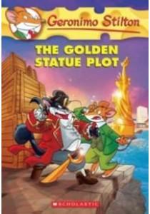The Golden Statue Plot (Geronimo Stilton) ( by Stilton, Geronimo ) [9780545556293]