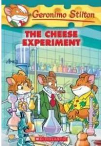 The Cheese Experiment ( Geronimo Stilton 63 ) ( by Stilton, Geronimo ) [9780545872522]