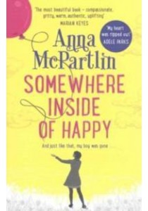 Somewhere inside of Happy -- Paperback ( by Mcpartlin, Anna ) [9780552777384]