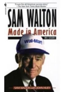 Sam Walton : Made in America : My Story [9780553562835]