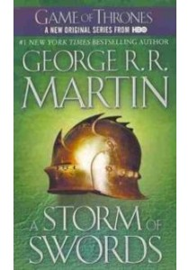 A Storm of Swords (A Song of Ice and Fire) (Reissue) ( by Martin, George R. R. ) [9780553573428]