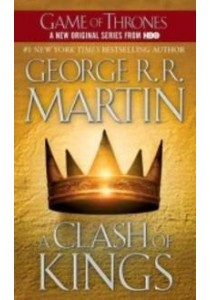 A Clash of Kings (A Song of Ice and Fire) (Reissue) ( by Martin, George R. R. ) [9780553579901]