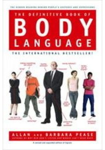 The Definitive Book of Body Language ( by Pease, Barbara/ Pease, Allan ) [9780553804720]