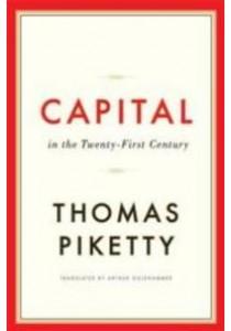 Capital in the Twenty-First Century ( by Piketty, Thomas/ Goldhammer, Arthur (TRN) ) [9780674430006]