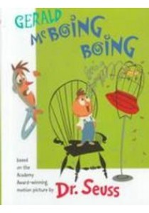Gerald Mcboing Boing ( by Seuss, Dr./ Crawford, Mel (ILT) ) [9780679891406]