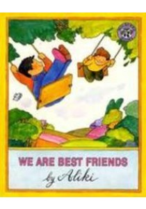 We Are Best Friends (Reprint) ( by Aliki ) [9780688070373]