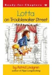 Lotta on Troublemaker Street [9780689846731]