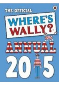 Where's Wally The Official Annual 2015 [9780723275213]
