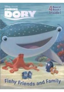 Finding Dory : Fishy Friends and Family (Disney - Pixar Finding Dory) [9780736435536]
