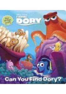 Can You Find Dory? (Disney/pixar Finding Dory) (LTF BRDBK) ( by RH Disney (COR)/ Disney Storybook Art Team (ILT) ) [9780736435611]