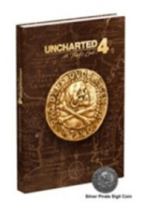 Uncharted 4 a Thief's End Strategy Guide (PCK Hardcover + PS) ( by Barba, Rick/ Bogenn, Tim ) [9780744016628]