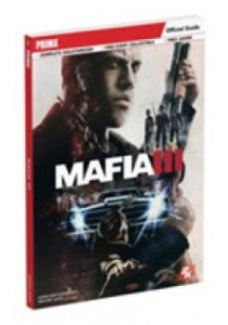 Mafia III : Official Strategy Guide (Paperback + Pass Code) [9780744017328]