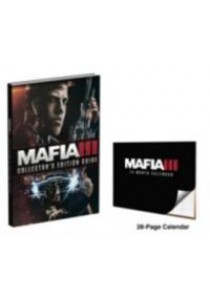 Mafia III : Official Strategy Guide: Includes 14-Month Calendar [9780744017335]