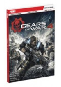 Gears of War 4 : Prima Official Guide (Paperback + Pass Code) [9780744017380]