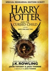 Harry Potter and the Cursed Child - Parts One & Two- Hardback [9780751565355]