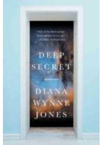 Deep Secret (Reprint) ( by Jones, Diana Wynne ) [9780765338075]