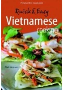 Periplus Mini : Quick and Easy Vietnamese Cooking ( by Mingkwan, Chat ) [9780794606367]