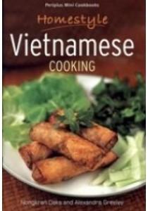 Periplus Mini Cookbooks: Homestyle Vietnamese Cooking [9780794606503]