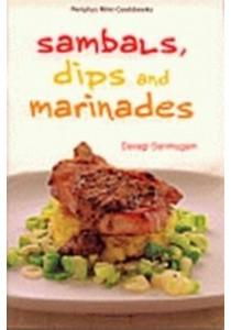 PE Mini Sambals Dips And Marinades [9780794606749]