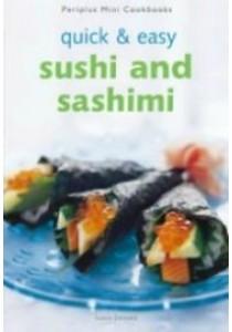 Periplus Mini Quick & Easy Sushi & Sashimi [9780794606794]