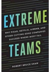 [Shaw, Robert Bruce ] Extreme Teams : Why Pixar, Netflix, Airbnb, and Other Cutting-Edge Companies Succeed Where Most Fail (Books Kinokuniya)