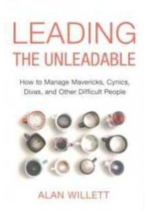 Leading the Unleadable ( by Willett, Alan ) [9780814437605]