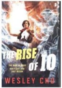 Rise of Io -- Paperback ( by Chu, Wesley ) [9780857665812]
