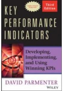 Key Performance Indicators ( by Parmenter, David ) [9781118925102]