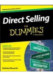 Direct Selling for Dummies (For Dummies) ( by Ellsworth, Belinda ) [9781119076483]