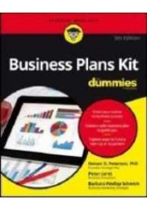 Business Plans Kit for Dummies [9781119245490]