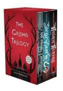 The Grisha Trilogy (3-Volume Set) : Shadow and Bone, Siege and Storm, Ruin and Rising (The Grisha Trilogy) (BOX Paperback + PS) ( by Bardugo, Leigh ) [9781250113474]