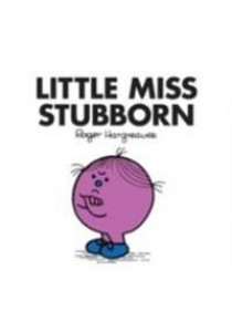 Little Miss Stubborn (Little Miss Classic Library) -- Paperback ( by Hargreaves, Roger ) [9781405274319]