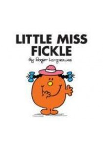Little Miss Fickle (Little Miss Classic Library) - Paperback [9781405274333]