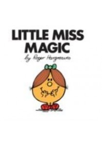 Little Miss Magic (Little Miss Classic Library) -- Paperback [9781405274395]
