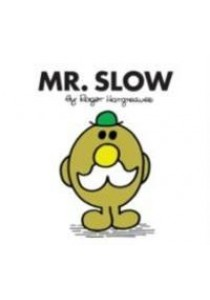 Mr. Slow (Mr. Men Classic Library) -- Paperback ( by Hargreaves, Roger ) [9781405274555]