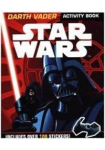 Star Wars: Darth Vader Activity Book with Stickers - Paperback [9781405280006]