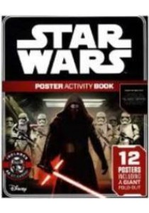 Star Wars: the Force Awakens Poster Activity Book -- Paperback ( by Lucasfilm Ltd ) [9781405280488]