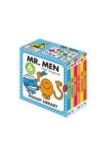 Mr. Men Pocket Library -- Board book [9781405280822]