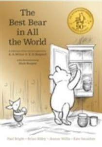 Winnie the Pooh: the Best Bear in All the World - Hardback [9781405281904]