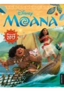 Disney Moana Annual 2017 (Egmont Annuals) -- Hardback [9781405283427]