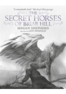 Secret Horses of Briar Hill -- Hardback ( by Shepherd, Megan/ Pinfold, Levi ) [9781406367584]