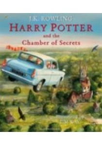 Harry Potter and the Chamber of Secrets - Hardback (Illustrated) [9781408845653]